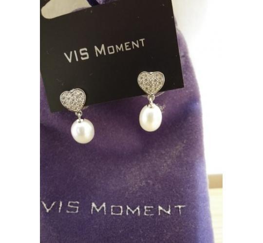 VIS Moment, Fiji - 71x Freshwater Pearl Earrings, RRP: £1267