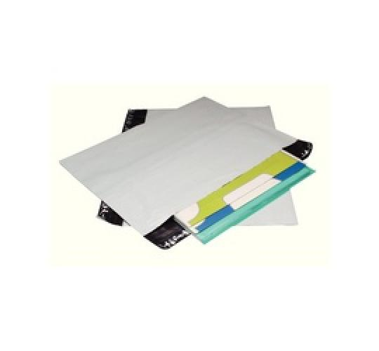 One Off Joblot Of 600 Lightweight Polythene Envelopes From Go Secure PB11126