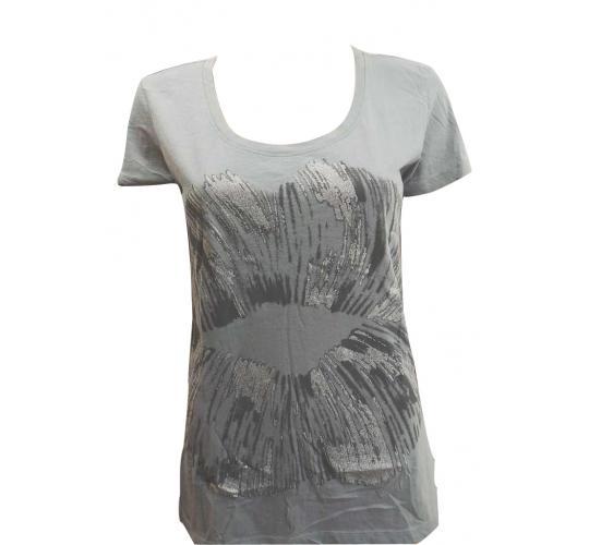 Joblot of 10 Replay T Shirts Ladies Lip Print Design Black Various Sizes