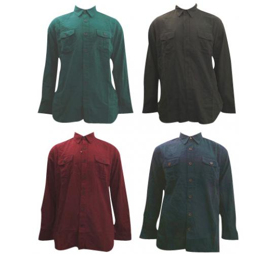 Joblot of 10 Timberland Button-Down Shirts Mens 4 Colours Various Sizes