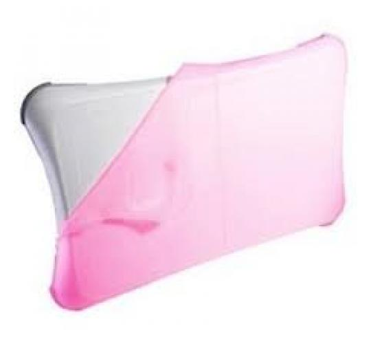 pink wii fit board cover x 100