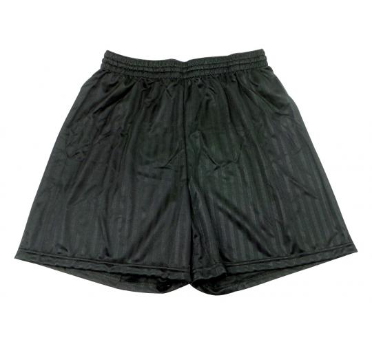 One Off Lot of 27 Pairs of Gym Shorts Black Mens