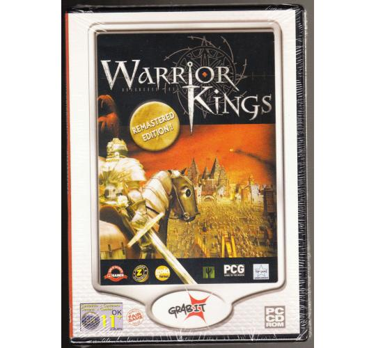 Joblot of 100 Warrior Kings: Remastered Edition Games Suitable for PC CD ROM