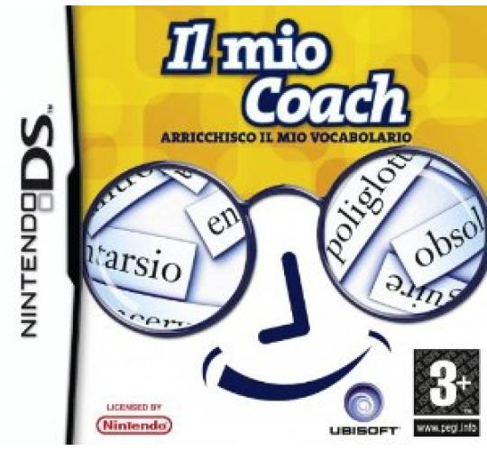 Joblot of 100 Il Mio Coach Games For Nintendo DS Linguistic Skill Games
