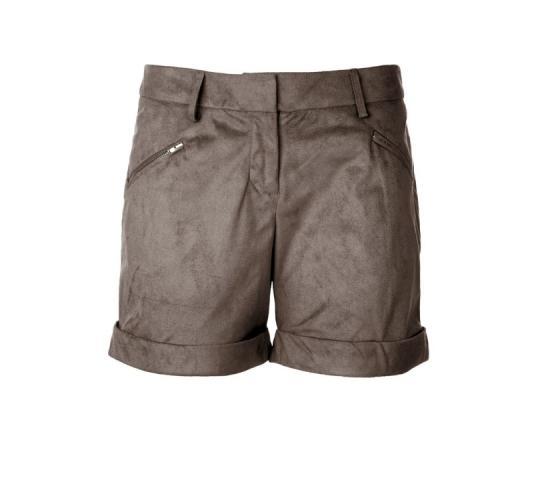 Joblot of 5 Pairs of Vanessa Knox Ladies Shorts 'Sonya' Brown Various Sizes