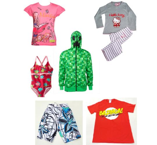 One Off Lot of 27 Assorted Kids Branded Clothing Items Various Sizes & Styles