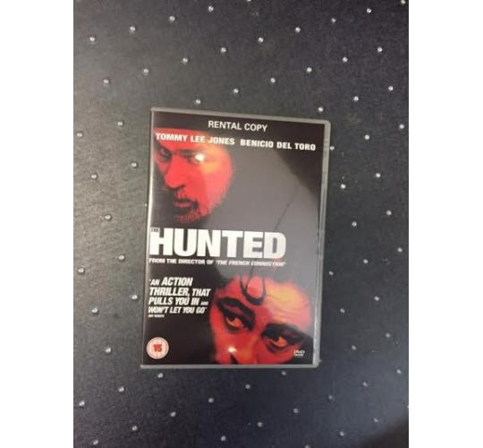 1000 x The Hunted DVD