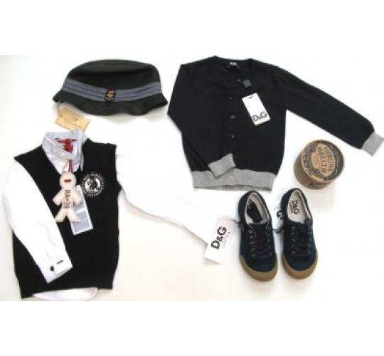 Joblot Of Children's Designer Clothing & Footwear