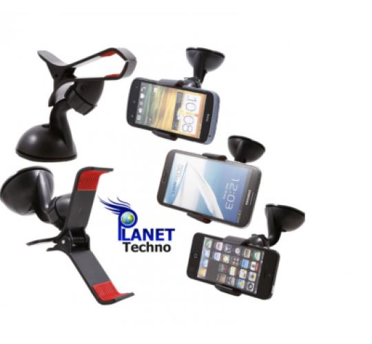 Mini 360 in Car Mobile phone holder for Up to 5.5' Screen