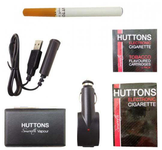 Joblot of 20 Huttons E-Cigarette Starter Packs For Quitting Smoking Vapour Pens