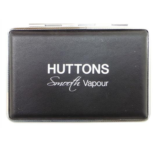 Joblot of 50 Huttons Black Storage Cases For E-Cigarettes & Cartridge Refills