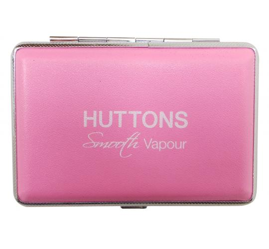 Joblot of 50 Huttons Pink Storage Cases For E-Cigarettes & Cartridge Refills