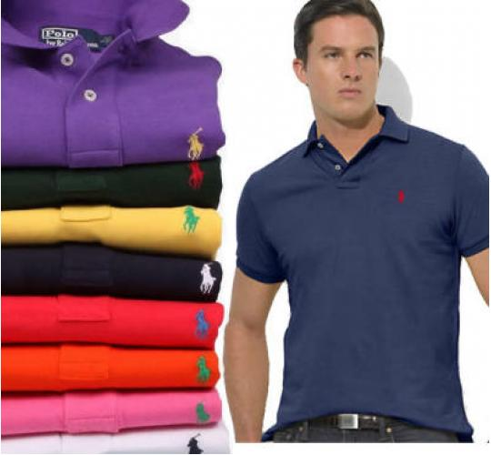 Ralph Lauren Classic Men Polo small Pony
