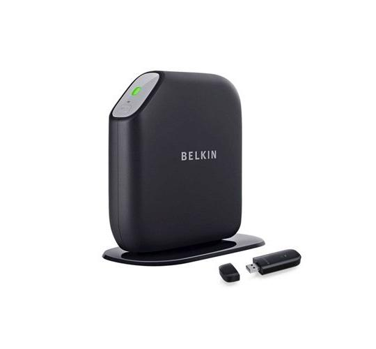 10 x Belkin Share Wireless Modem Router & Dongle Starter Kit - F5Z0217ea