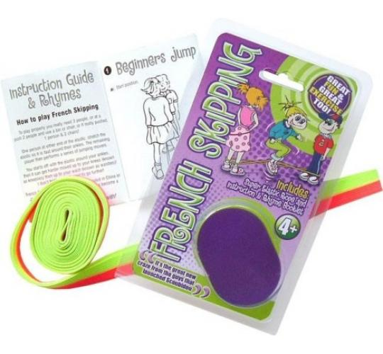 Clearance parcel of 1000 Kids French Skipping Ropes The Latest Craze