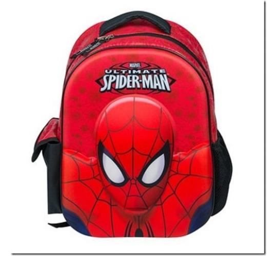 Clearance Lot Of  20 Spider man 3D Kids Back Packs 2 Styles 828. 829