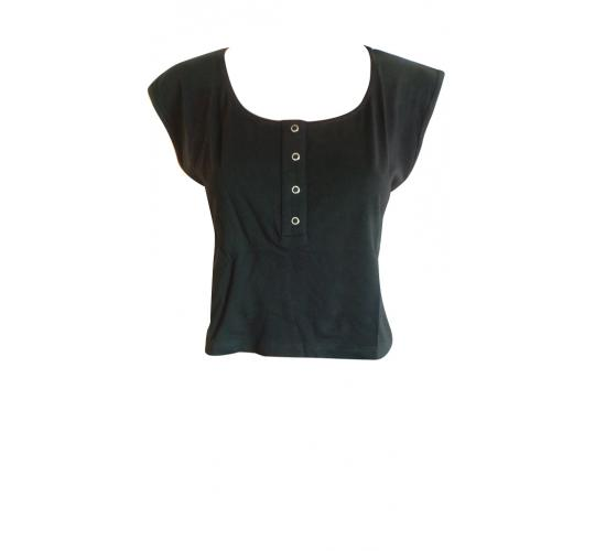 Wholesale Joblot of 10 Ladies Tg Black and White Dance Tops Sizes 10, 12 and 14