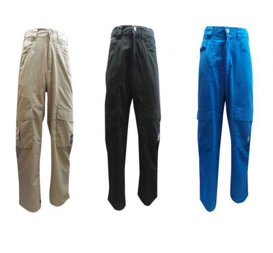 Wholesale Joblot of 10 Oakley Mens 60/40 Pant 6 Sizes 3 Colours Khaki Blue Black