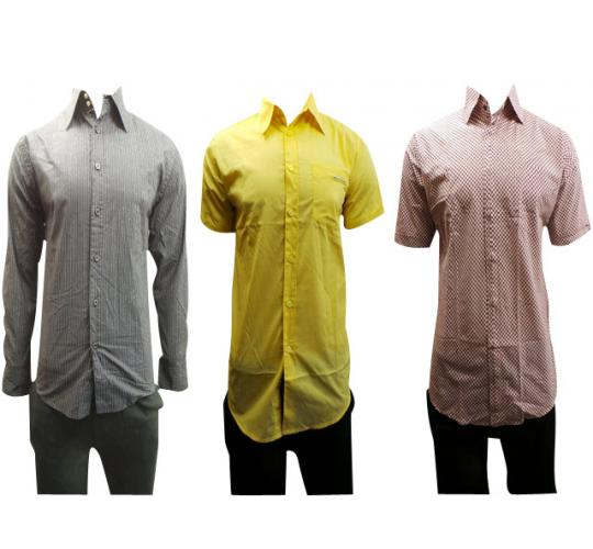 Wholesale Joblot of 10 Oakley Mens Assorted Shirts Sizes Small-XXLarge