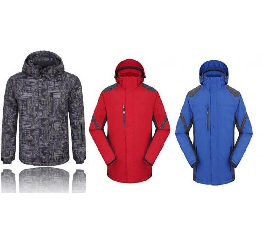 Men/Women outdoor sport mountain hiking  Jacket Winter Warm thermal Coat Inner Fleece Waterproof Snowproof Windproof Gift