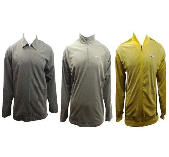 One Off Joblot of 10 Oakley Mens Jackets/Jumpers Various Styles and Colours