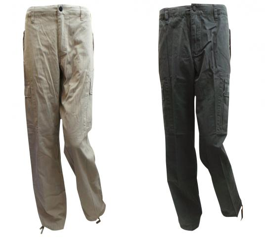 One Off Joblot of 8 Oakley Ladies Attention Trousers Khaki and Black
