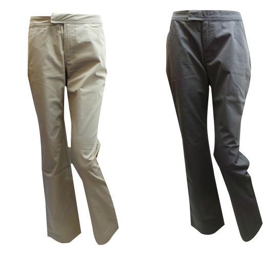 One Off Joblot of 12 Oakley Ladies Bridge Pants Khaki, Black and Navy