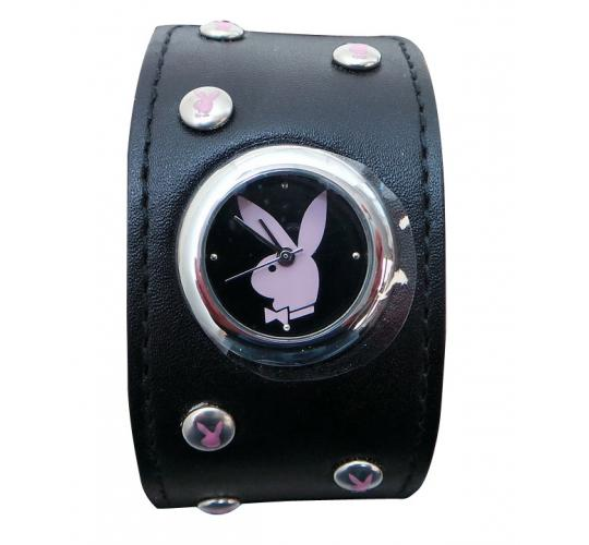 One Off Joblot of 10 Ladies Playboy Water Resistant Leather Watches