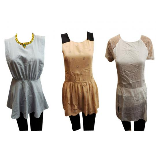 Wholesale Joblot of 10 Wondaland Ladies Mixed Tops and Vests Sizes 8 10 12