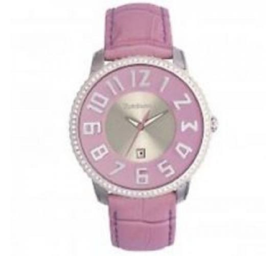 TENDENCE PINK FASHION WATCHES X4