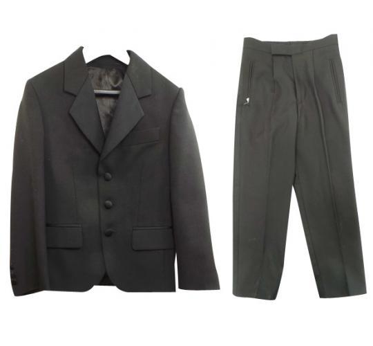 One Off Joblot of 7 Boys Varteks International Black Evening Suits 273