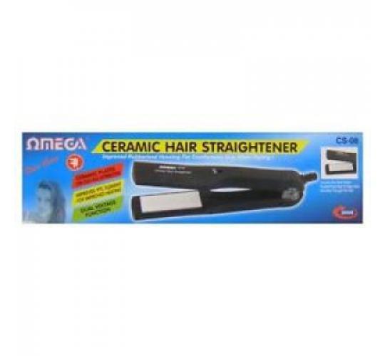 OMEGA - Ceramic Hair Straightener x 20 - NEW