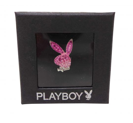 Wholesale Joblot of 10 Ladies Playboy Pink Bunny Rings