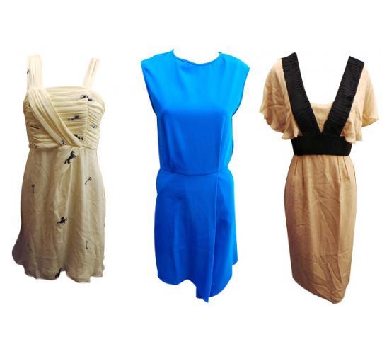 Wholesale Joblot of 10 Ladies Assorted Wondaland Short Dresses Sizes 8-10