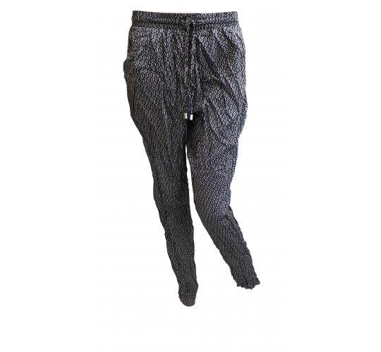 Wholesale Joblot of 10 Ladies Black Slouch Pants Sizes S-XL