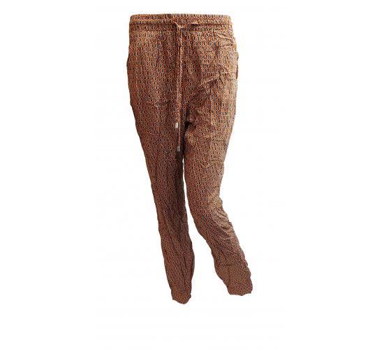 Wholesale Joblot of 10 Ladies Brown Slouch Pants Sizes XS-XL