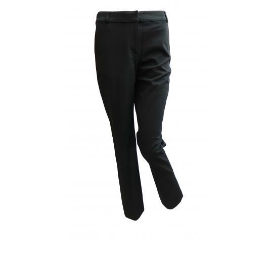 Wholesale Joblot of 10 Ladies De-Branded Black Smart Trousers Sizes 10-22