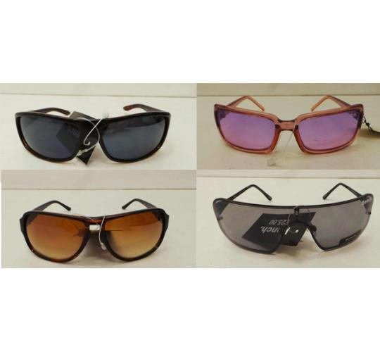 One Off Joblot of 134 Bench Sunglasses Assorted Styles and Colours