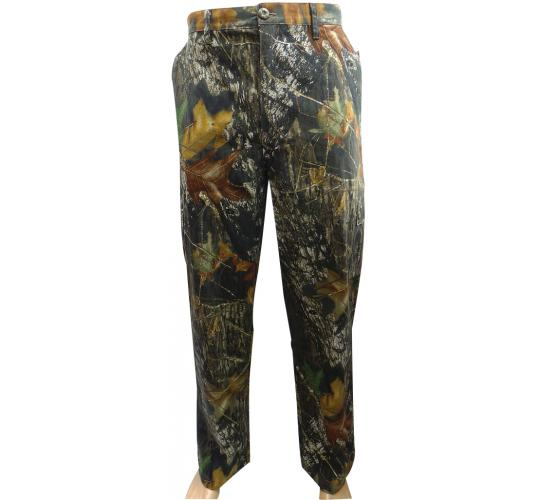 Wholesale Joblot of 5 Mens Russell Outdoors Break-up Trousers Sizes L & XL
