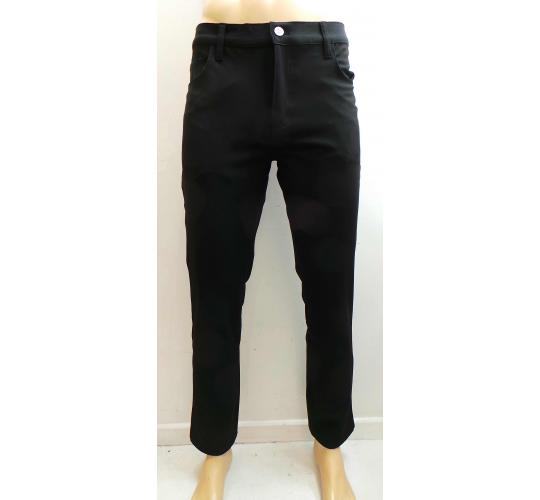 One Off Joblot of 10 Mens Voi Jeans Elasticated Smart Trousers Sizes 30-34