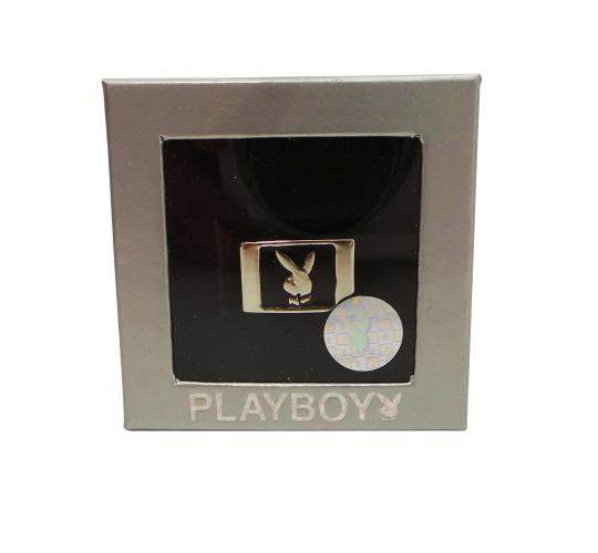 Wholesale Joblot of 10 Mens Playboy Silver Rings In Box