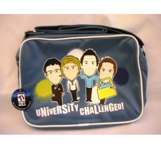 Tiny Idols Inbetweeners Messenger School University Shoulder Bags