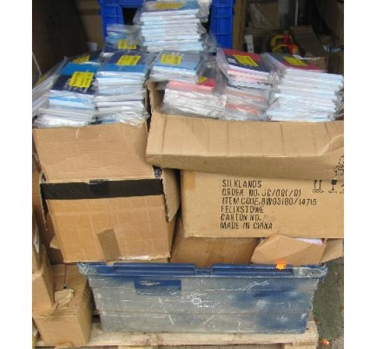 JobLot Of 4363 TTS Science, Math, Music Childminders Schools, Educational Stock