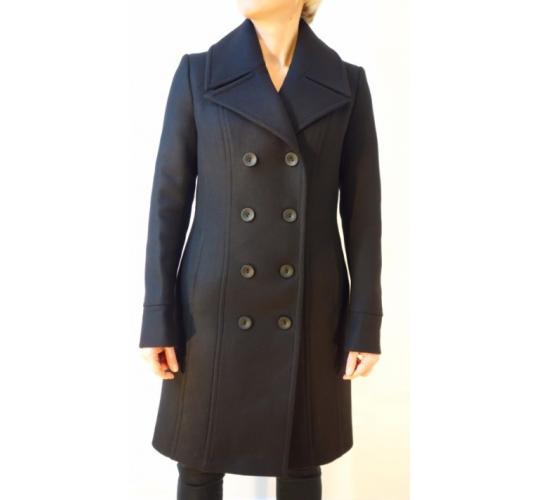 Little Coat Stories - Ladies Petite Virgin Wool/Cashmere Winter Coat