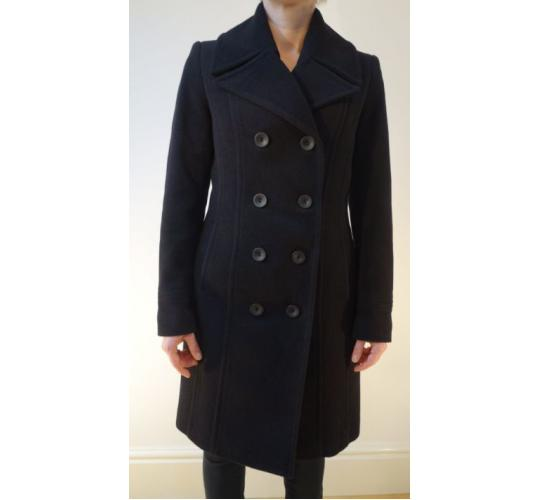Little Coat Stories - Ladies Petite Virgin Wool / Mohair Winter Coat