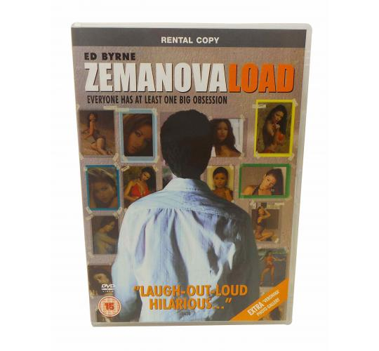 Wholesale Joblot of 100 Zemanovaload DVDs Ex Rental Copy