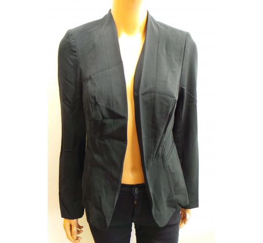 One Off Joblot of 7 Ladies De-Branded Black Blazer Jackets Sizes 8 20 & 22
