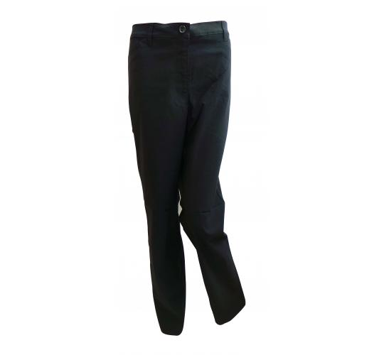 Wholesale Joblot of 10 Ladies De-Branded Black Trousers No Back Pocket