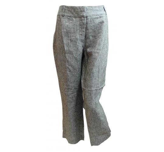 Wholesale Joblot of 10 Ladies De-Branded Grey Baggy Trousers Sizes 8-22