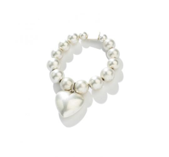 Heart necklace set